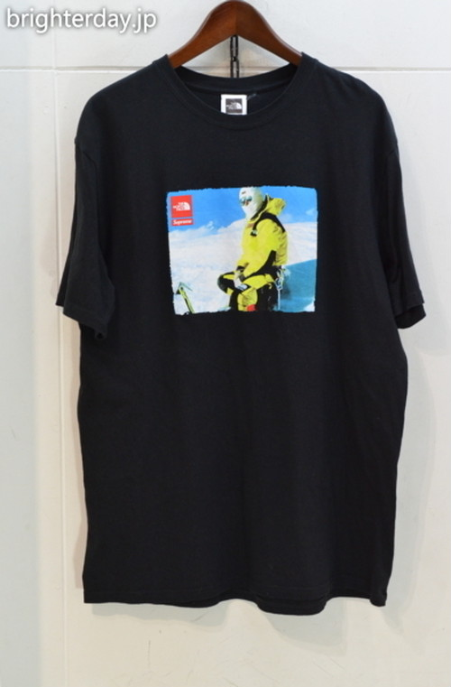 SUPREME×THE NORTH FACE Expedition Photo Tee