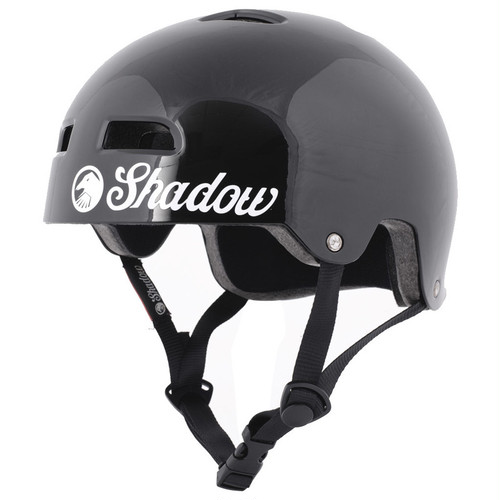 THE SHADOW CONSPIRACY CLASSIC HELMET Gloss-Black S/M