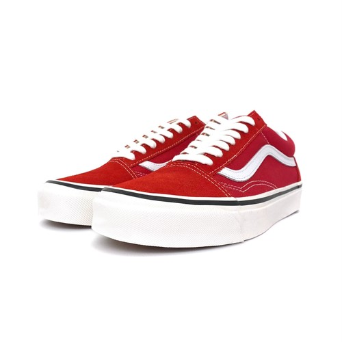 VANS OLD SKOOL 36 DX ANAHEIM FACTORY / OG RED