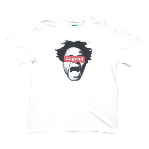 SAIKICKS x LIFEdailywear LEGEND Tシャツ レジェンド サイキックス ライフ ホワイト