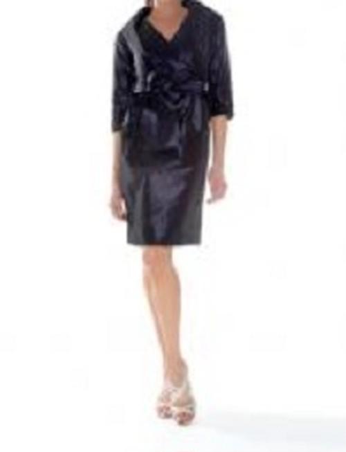 DS-12 ネイビーコートドレス