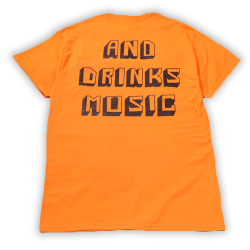 AND DRINKS MUSIC Tshirts