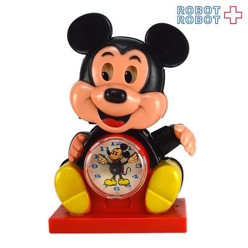 ミッキーマウス 時計のオモチャ