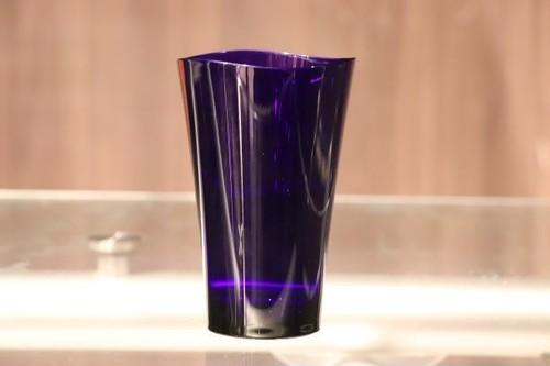 プラキラ(Plakira) ゆらぎ タンブラー L ディープブルー 470ml 割れない グラス