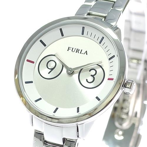 FURLA フルラ 腕時計 レディース R4253102539 METROPOLIS クォーツ シルバー