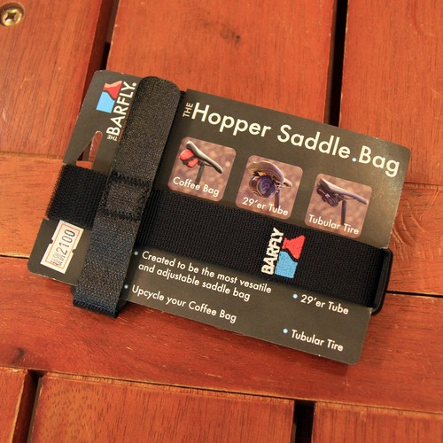 "Barfly ""Hopper Saddle Bag"""
