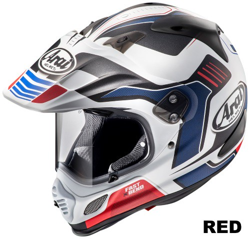 ARAI TOUR CROSS 3 VISION RED