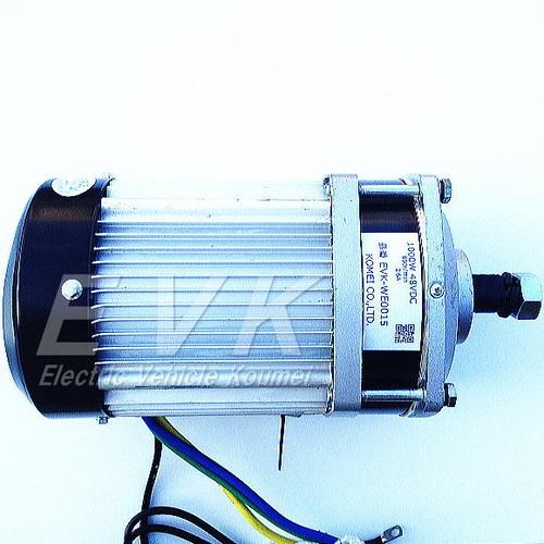 48V1000WブラシレスDCモーター受注生産