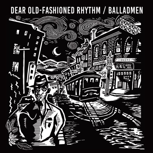"BALLADMEN ""Dear Old-Fashioned Rhythm"" / LP"