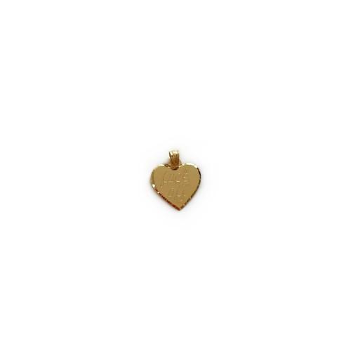【14K-1-20】14K gold charm