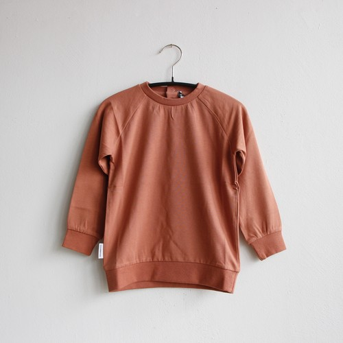 《MINGO. 2021SS》Long sleeve / Sienna Rose
