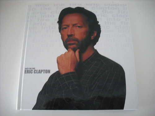 【2CD】ERIC CLAPTON / INTO THE FIRE (MID VALLEY)