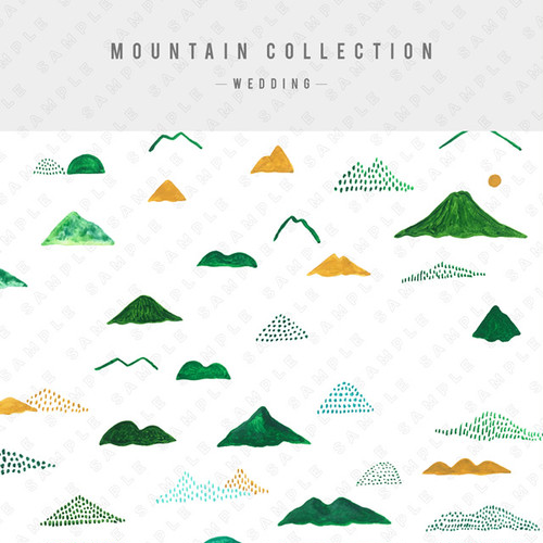 【ウェディング】MOUNTAIN COLLECTION
