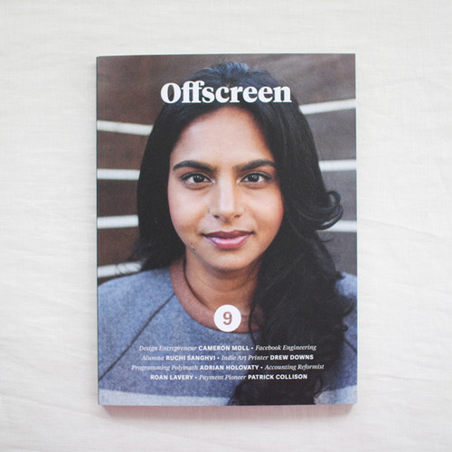 [SALE] Offscreen Magazine Vol.9 + Backnumber