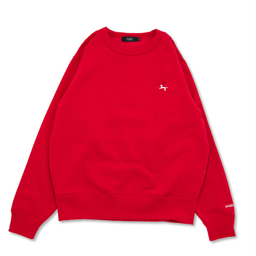 DET Crewneck Sweat (Red)