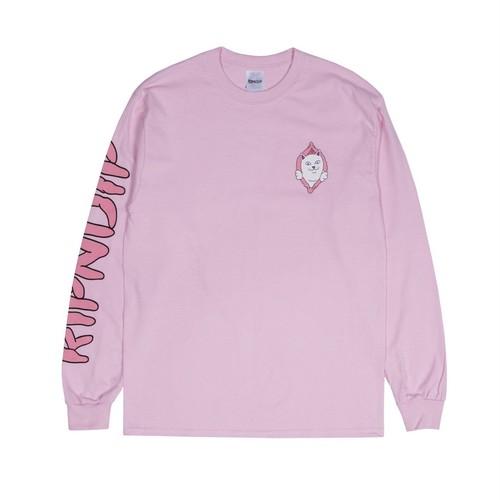RIPNDIP - Found It L/S (Light Pink)