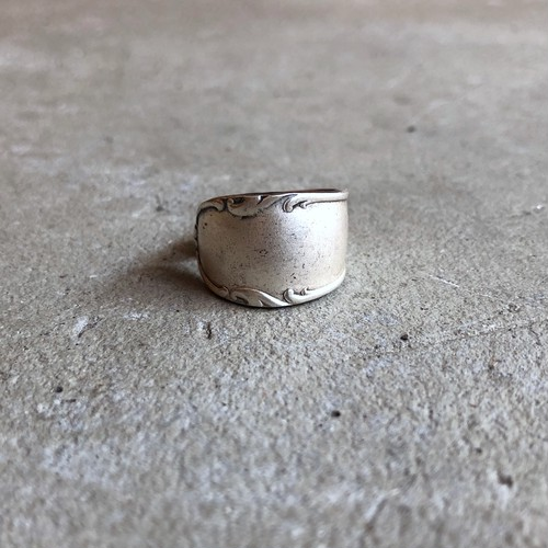 Spoon ring B