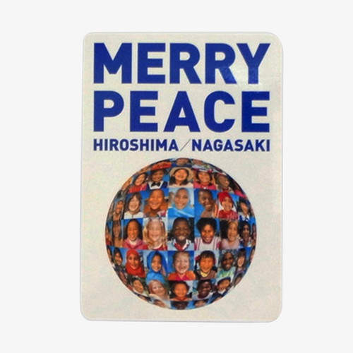 MERRY PEACE CARD