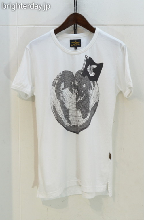 vivienne westwood ANGLOMANIATシャツ