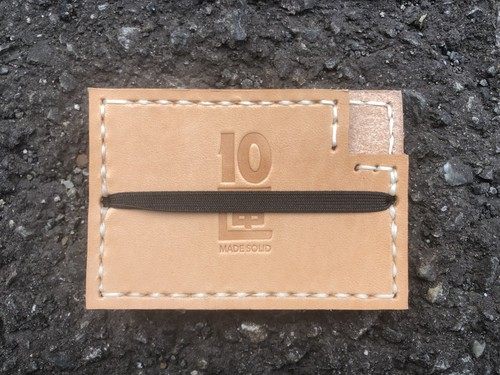 TENBOX × MADE SOLID WALLET 3
