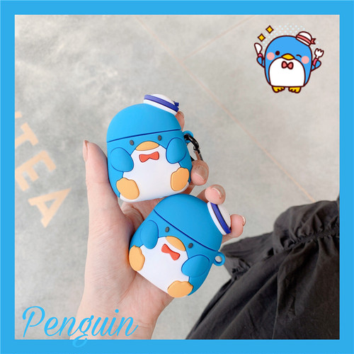 Penguin airpods1/2 case