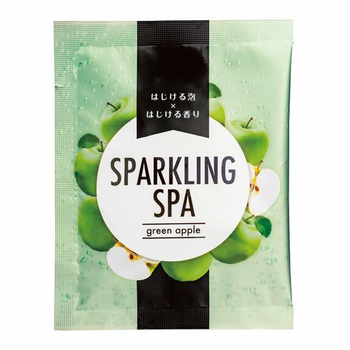 SPARKLING SPA グリーンアップル 40g×10包:10回分 6815410
