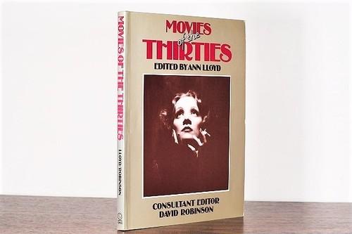 MOVIES of the THIRTILES / visual book