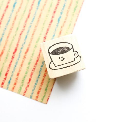 〈はんこ〉コーヒーちゃん