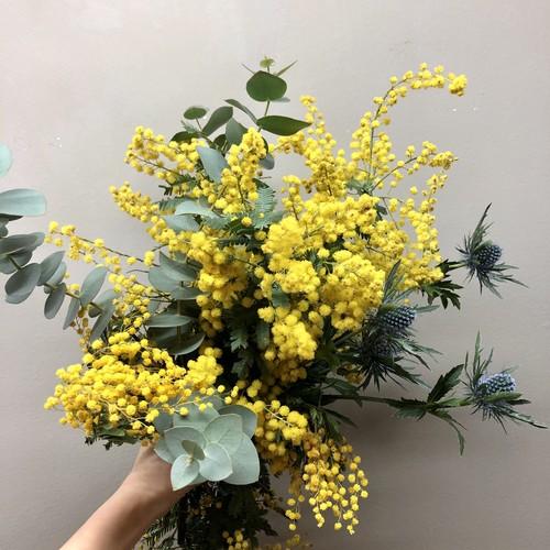 Mimosa bouquet 季節限定!