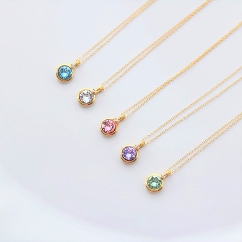 my color  necklace