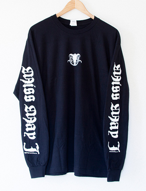 【MISS MAY I】Ram Long Sleeve (Black)