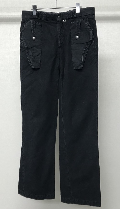 2000s VIKTOR&ROLF HOLSTER POCKET PANTS