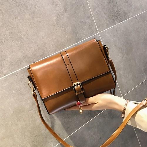 ✩即納商品✩【小物】超人気レトロファッション合わせやすい斜め掛けカジュアルバッグ