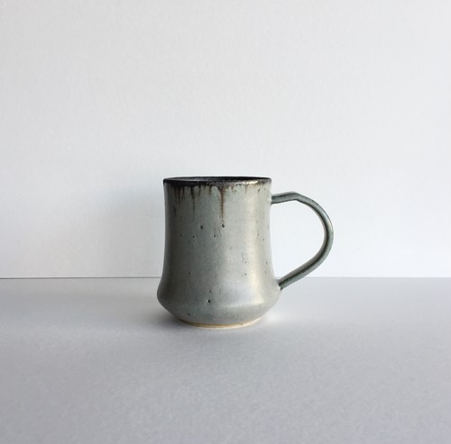 マグカップ(小)(グレー)A
