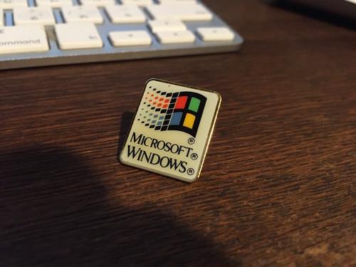Microsoft Windows pins