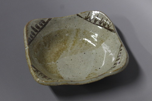 絵唐津タタラ小鉢