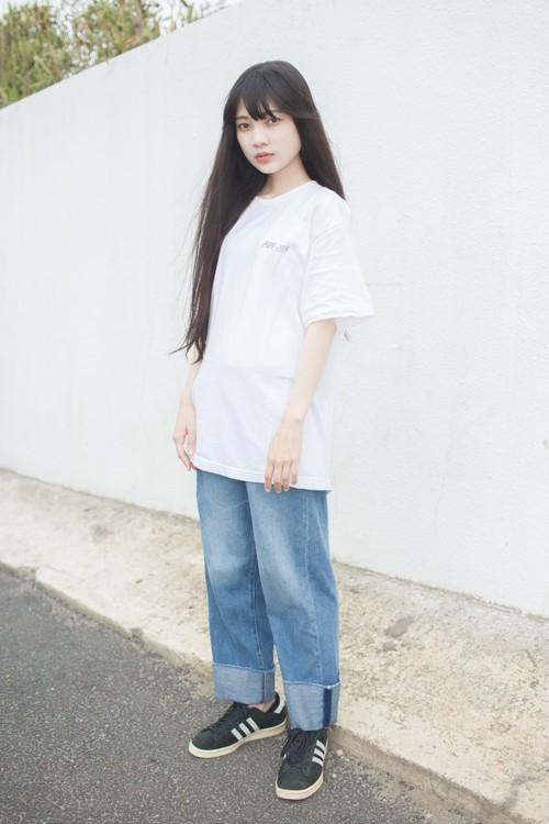 平成ゆとりTシャツ ホワイト