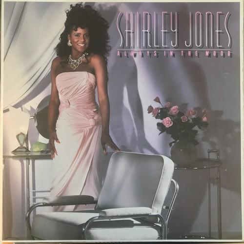 SHIRLEY JONES / ALWAYS IN THE MOOD (1986)