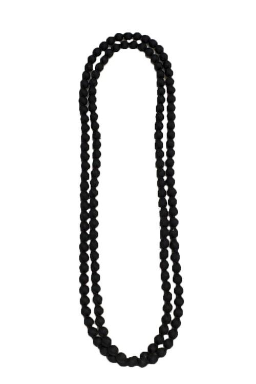 3wayネックレス(black)