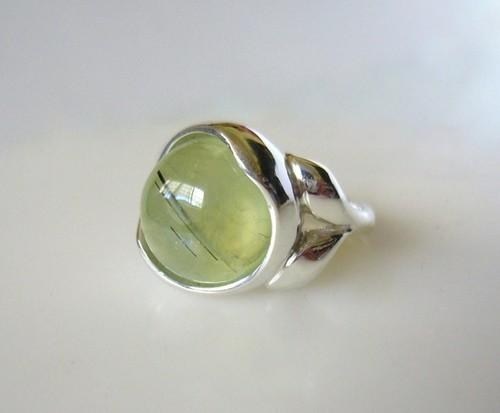 プレナイトルチルの指輪Ⅱ