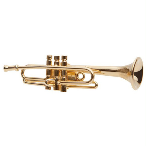 PIN BADGE TRUMPET
