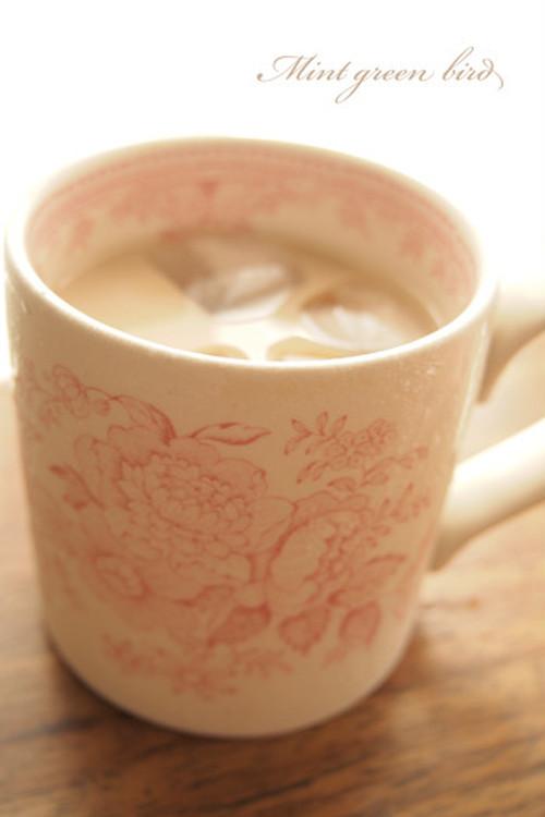 Burleigh(バーレイ)ピンクアジアティックフェザンツ マグカップ