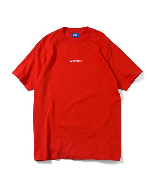 LFYT SMALL LOGO TEE / RED