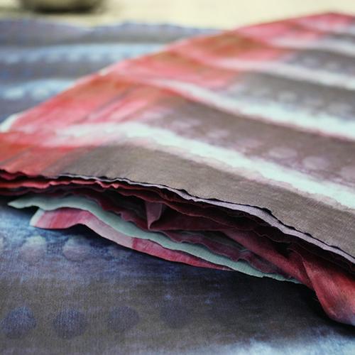 【作品制作素材】印刷機洗浄布