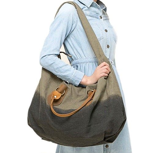 Casual Canvas Bag Handbag Vintage Bag カジュアル ハンドバッグ ビンテージ (YYB99-6263641)
