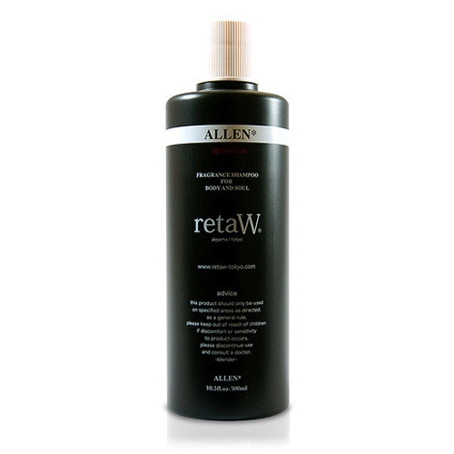 retaW - Fragrance Body Shampoo - ALLEN*