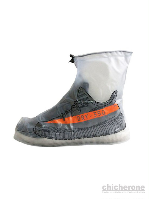 【DRY STEPPERS】 SNEAKER RAIN COVER  350