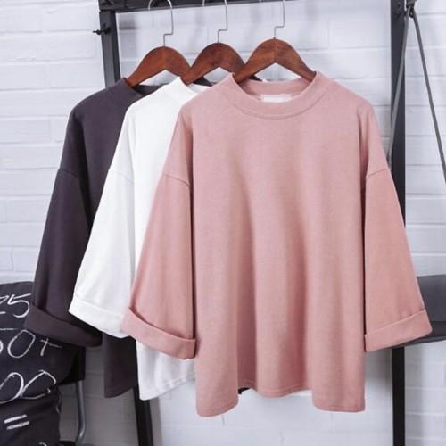 クルーネックTシャツ【FB214-7223】