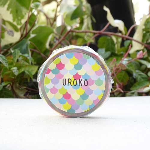 UROKO color マスキングテープ