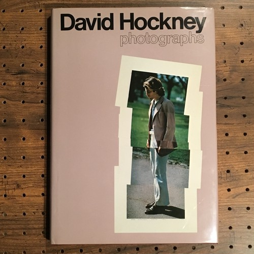 photograph/David Hockney